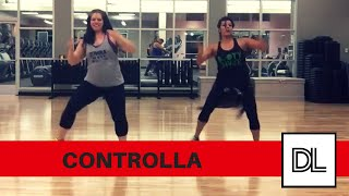 Controlla (LilTaj Remix) by Drake || Original routine for dance fitness, hip hop, or zumba class