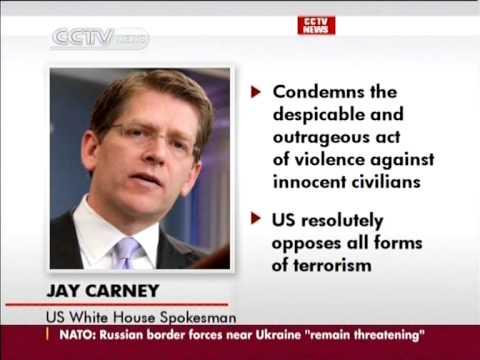 International community condemns Urumqi terror attack