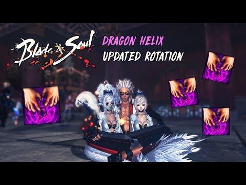 [Blade and Soul NA] Warlock - UPDATED Dragon Helix Rotation