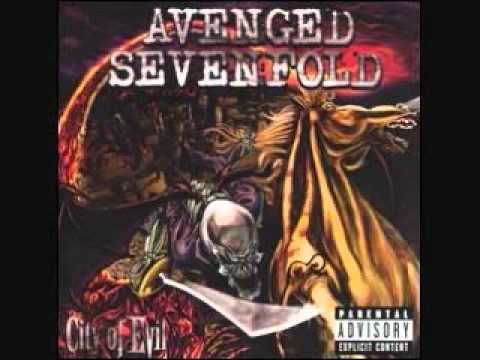 Avenged Sevenfold - Sidewinder (City of Evil)