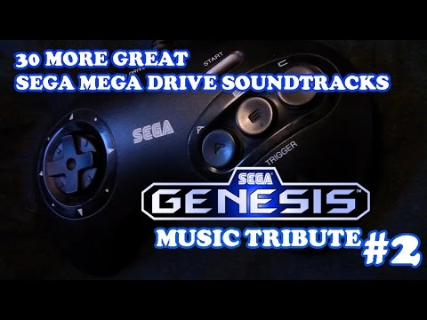 30 More Great Mega Drive Soundtracks - SEGA Genesis Music Tribute 2
