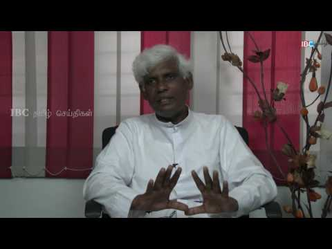 The good government takeover of all assets, including the land of the Tamil people