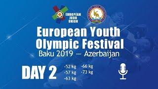 European Youth Olympic Festival - Baku 2019 - Day 2