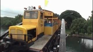 Thajsko - Most přes řeku Kwai