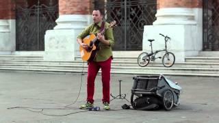 Music Streets presenta Valter Tessaris  Chitarra