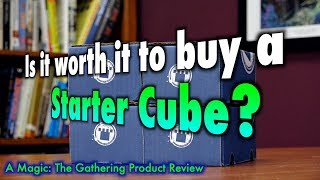 MTG - Is it worth it to buy a Starter Cube for Magic: The Gathering?