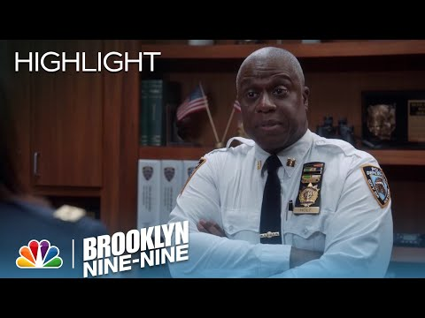 Captain Holt Tells His Rival To Step Aside  Season 5 Ep. 21  BROOKLYN NINENINE