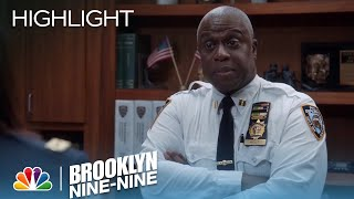 Brooklyn Nine-Nine - Captain Holt Tells His Rival To Step Aside (Episode Highlight)
