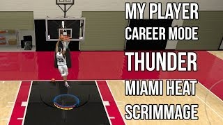 NBA 2K14 on Lenovo G505s - My Player Career Mode PC gameplay