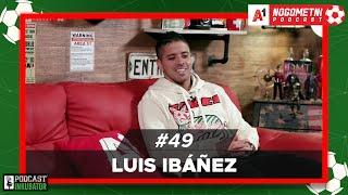 A1 Nogometni Podcast #49 - Luis Ibáñez