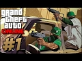 Grand Theft Auto V online gameplay