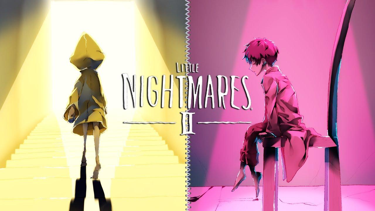 Mono and Six: Ending │ Little Nightmares