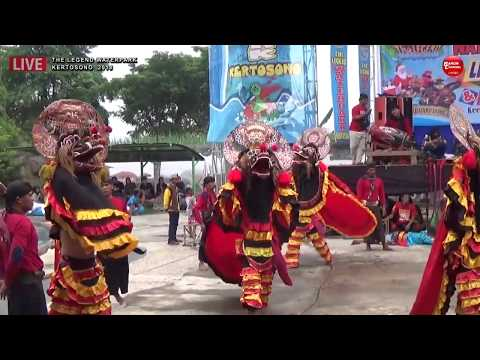 SAMBOYO PUTRO Terbaru Spektakuler Solah Legendaris SIMO BARONG BHAYANGKARA