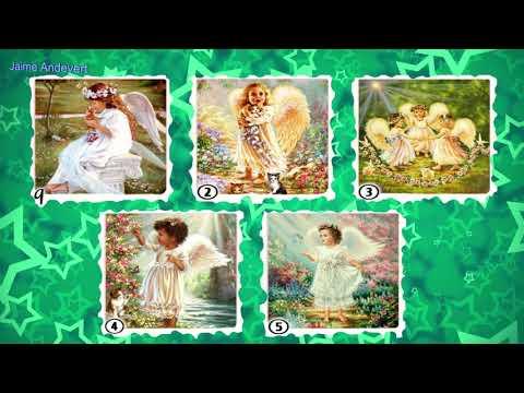 Elige una carta angélica para revelar un mensaje, que tu alma necesita escuchar