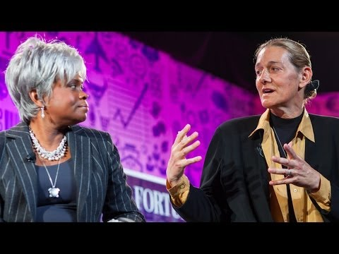 Dr. Martine & Bina Rothblatt Speak at Fortune Most Powerful ...