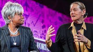 Dr. Martine & Bina Rothblatt Speak at Fortune Most Powerful Women Summit | Fortune