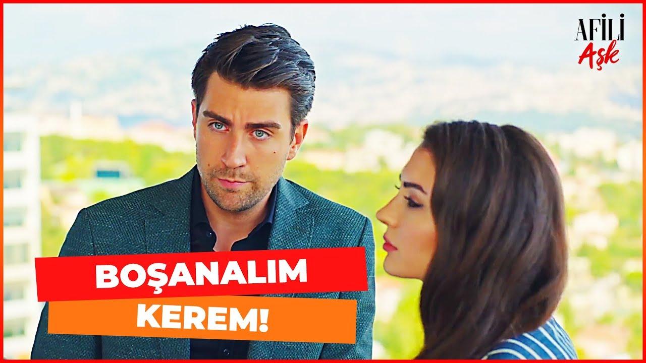 Ayşe, Kerem'den BOŞANMAK İstedi! - Afili Aşk 15. Bölüm