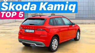 Najmanji Škodin SUV! - Škoda Kamiq - TOP 5 stvari koje morate znati