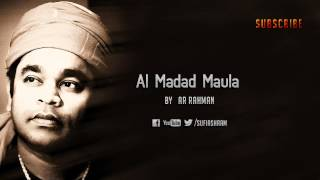 Download lagu Al Madad Maula By AR Rahman MP3
