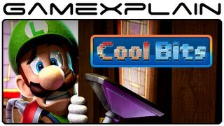 Cool Bits - Luigi's Mansion 2: Dark Moon's Hidden References to Mario Strikers, DKCR, and More!