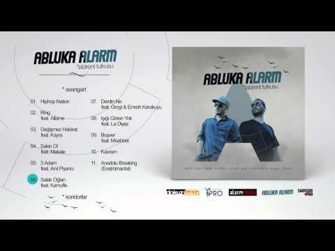 Abluka Alarm - Salak Oğlan (feat. Kamufle) (Official Audio)