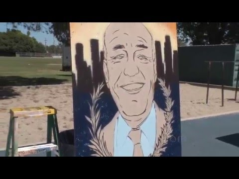 highlights of Life of former LA Councilman Bill Rosendahl celebrated at Mar Vista Park