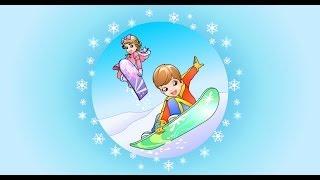 RADOSTNĚ DO ŠKOLY - Krásné dětské písničky v angličtině. Detské pesničky s Nikim a Sofinkou