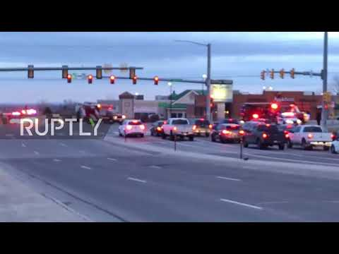 USA: One dead, six wounded at mass shooting in Denver