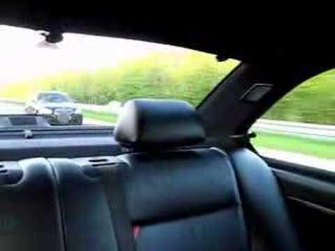 BMW M3 vs tuned BMW 335d Touring