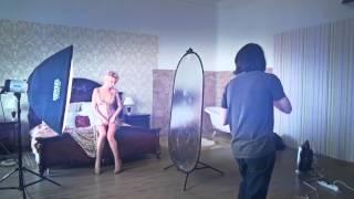 Екатерина Енокаева в фотосессии для Topface