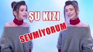 Aleyna Eroğlu Sevgilisine Seslendi ve Gözyaşlarına Boğuldu!