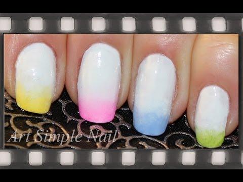 Простой маникюр гель лаком: Дизайн ногтей гель лаком Кракелюр + цветной Градиентиз YouTube · С высокой четкостью · Длительность: 8 мин1 с  · Просмотры: более 289000 · отправлено: 18.07.2016 · кем отправлено: Masha Create