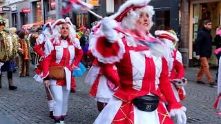 Carnaval 2018 Maastricht