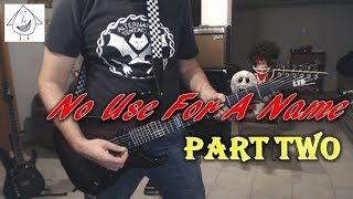 No Use For A Name - Part Two - Guitar Cover (Tab in description!)