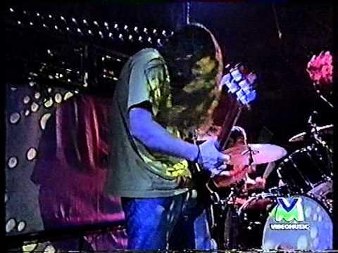KYUSS live @ Segnali Di Fumo (1995) *full show* BEST QUALITY