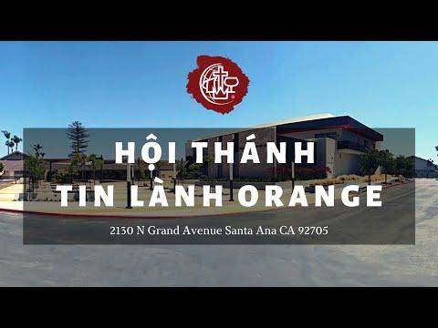 Truyền Đạo Nguyễn Tuấn-Anh -  Lời Cầu Nguyện Của Giô-sa-phát - Hội Thánh Tin Lành Orange