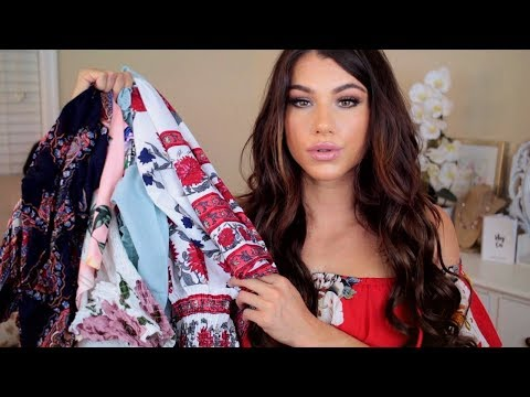 bf8feb68bd686 GAMISS Try On Clothing Haul & Review 2017 - YouTube