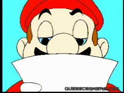 Youtube Poop - Hotel Mario (Nouns Replaced With Beep/bleep)