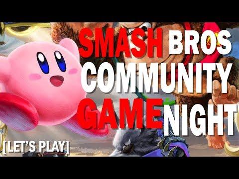 Super Smash Bros Ultimate   Community Game Night    !discord   Exodus 90 Day 1