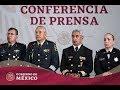 #ConferenciaPresidente  Jueves 11 de abril de 2019