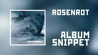 Rammstein - Rosenrot (Album trailer) | New version Mp3