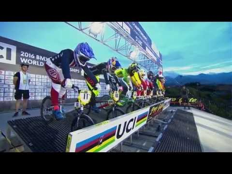 Women Elite Finals - 2016 UCI BMX WCHs Medellin Colombia