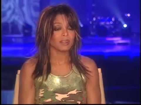 Janet Jackson- All for You Tour- EPK