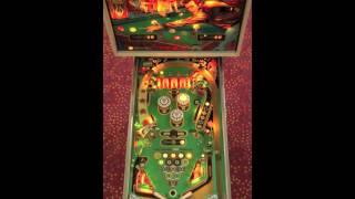 Eight Ball Pinball Gameplay