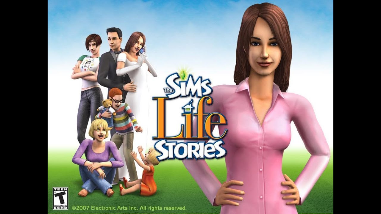 Výsledek obrázku pro the sims life stories Riley