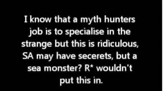 GTA SA Myth 12: Sea Monster, Proof?