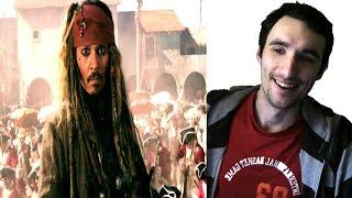 Реакция ( О Съёмках Фильма / Пираты Карибского моря 5 )