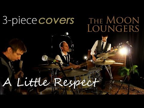 Erasure - A Little Respect | Cover by Bristol Wedding Band The Moon Loungers