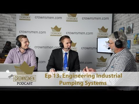 Ep 13. Power Zone Equipment: Engineering Industrial Pumping Systems In The Oil & Gas Industry