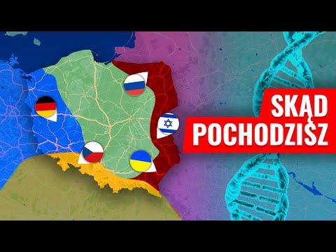 Skąd naprawdę pochodzisz? (Genetyczny przegląd polskich miast) 🌍